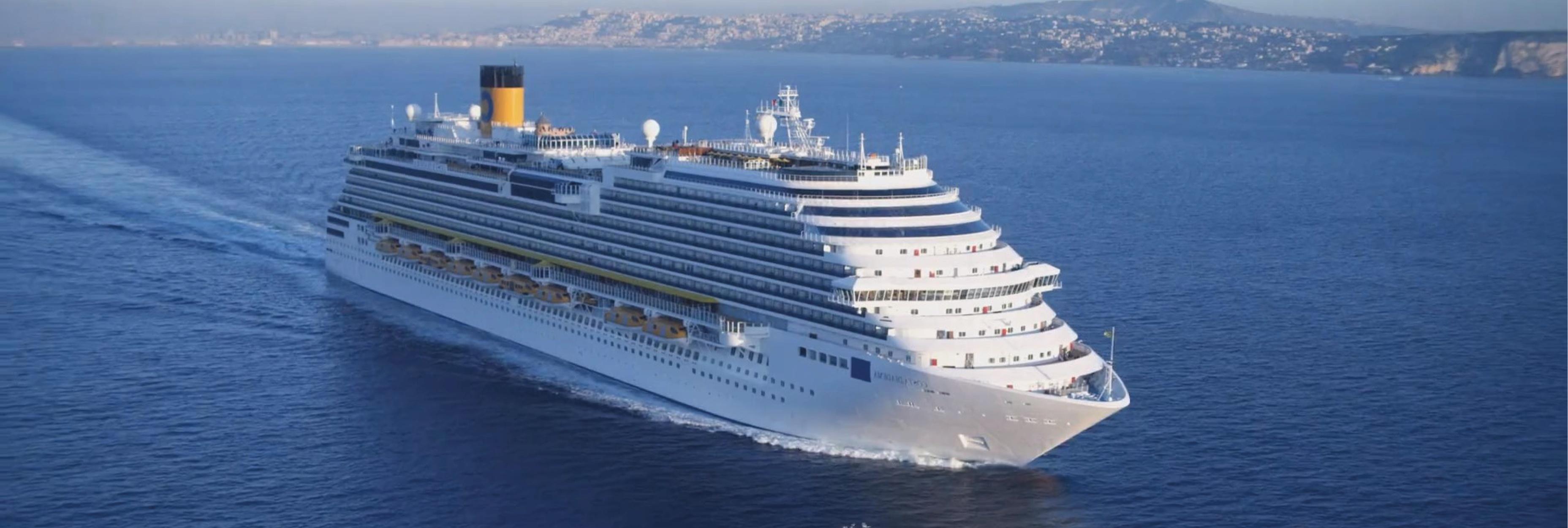 Winnow and Costa Cruises team up to halve food waste