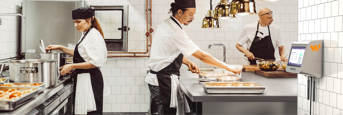 Elior First caterer in Italy to bring Artificial Intelligence into Italian kitchens to combat food waste