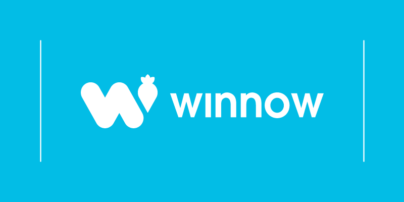 Winnow Social Image - 800px x 400px with 80px padding left and right