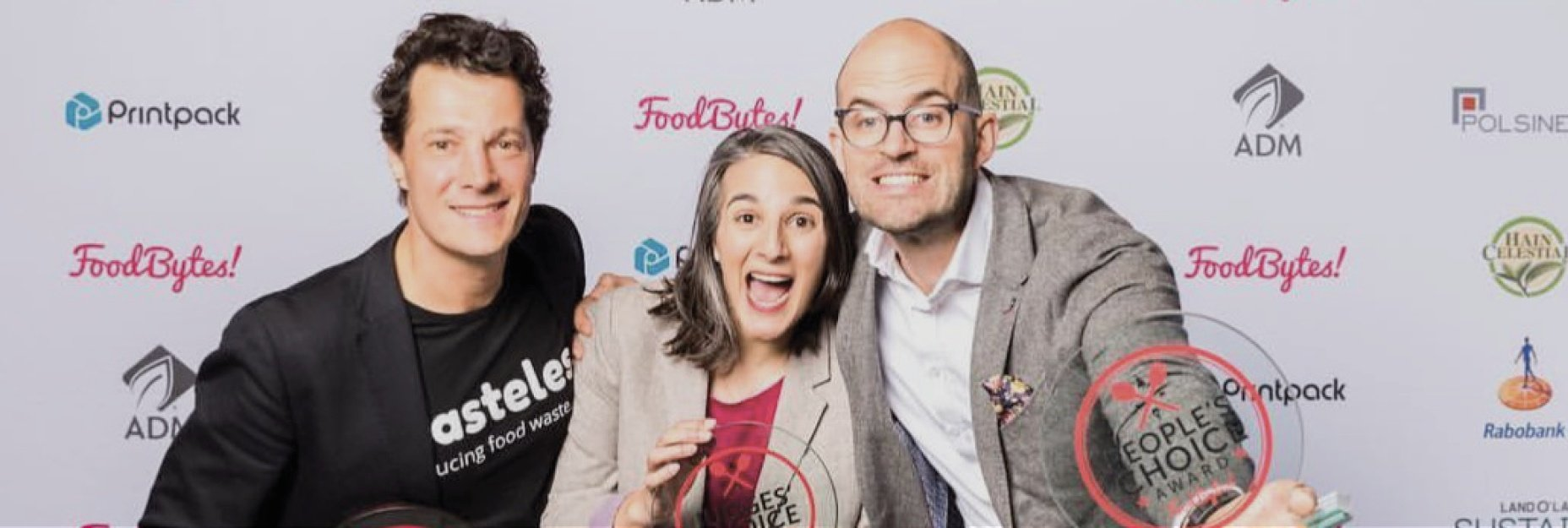 Winnow Wins People's Choice Award at Foodbytes NYC