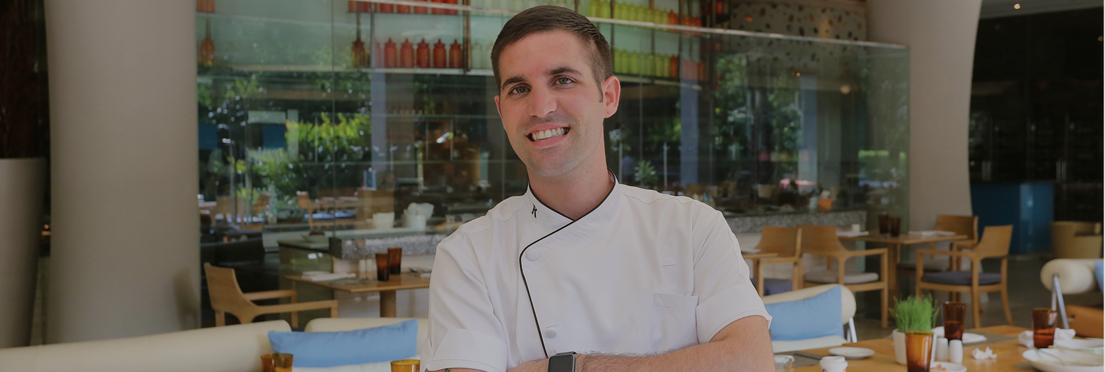 Winnow Chef's Table with Billy Costoglou from Renaissance Phuket