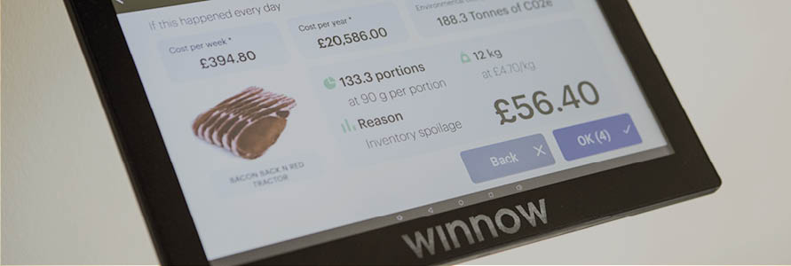 Winnow raises $7.4m growth capital to scale up global fight against food waste in commercial kitchens