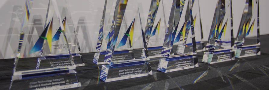 Winnow wins the Singapore Apex Corporate Sustainability Awards