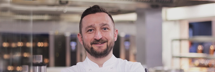 Stop Food Waste Day: Q&A with Thom Barker, Executive Chef at Chartwells