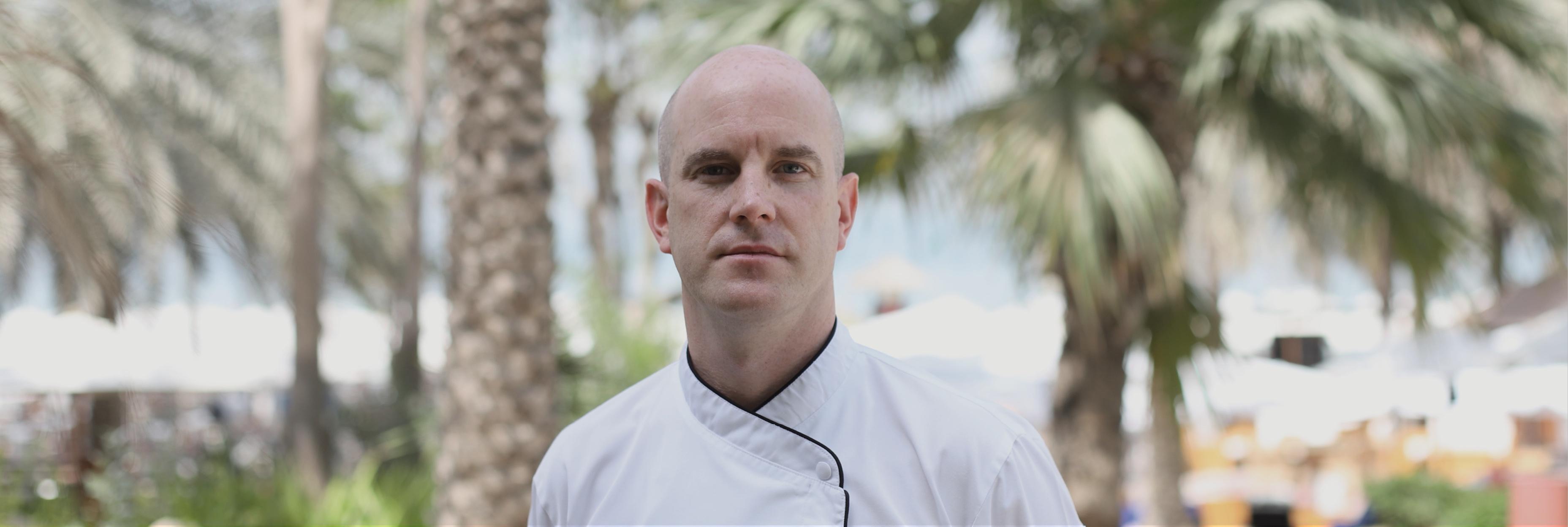 Winnow Chef's Table: Q&A with Steven Smalley from Hilton Dubai Jumeirah