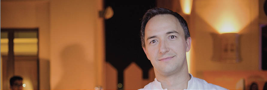 Winnow Chef's Table: Q&A with Alain Gobeil from Fairmont The Palm in Dubai