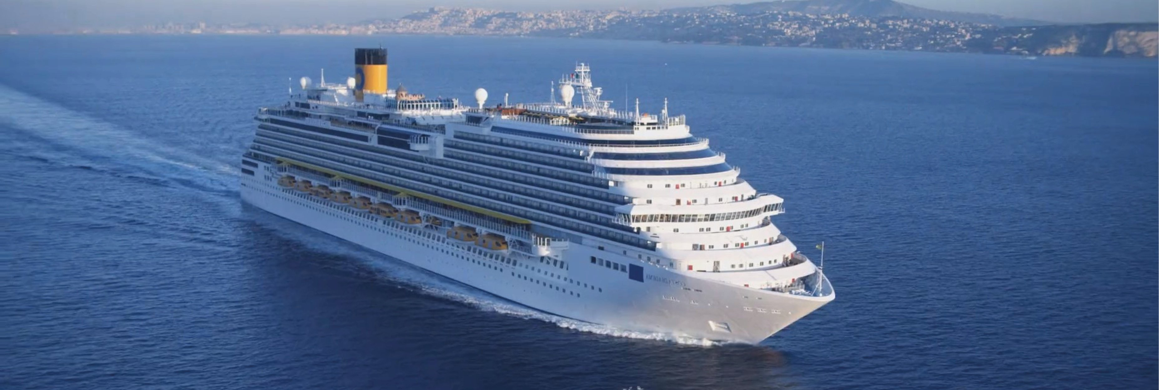 Winnow and Costa Cruises team up to halve food waste by 2020 in industry first