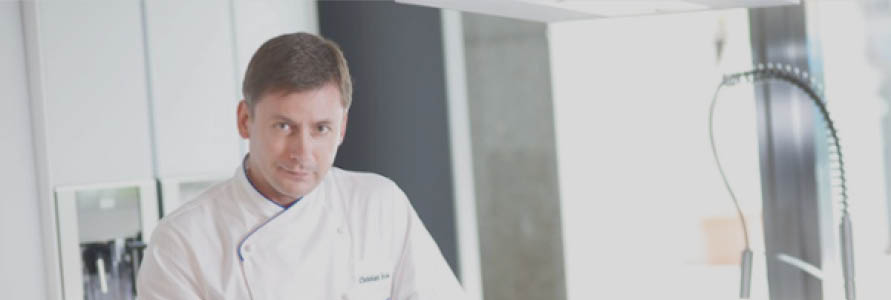Winnow Chef's Table: Q&A with Executive Chef Christian Bruhns