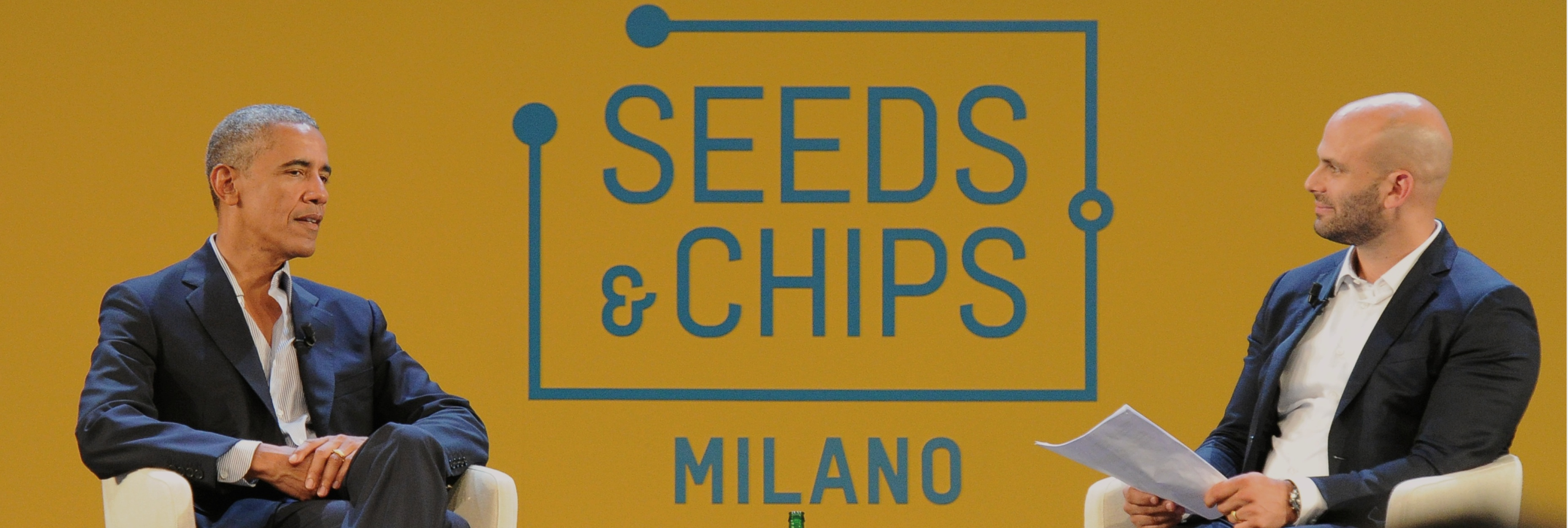 5 companies from Seeds&Chips innovating the food supply chain
