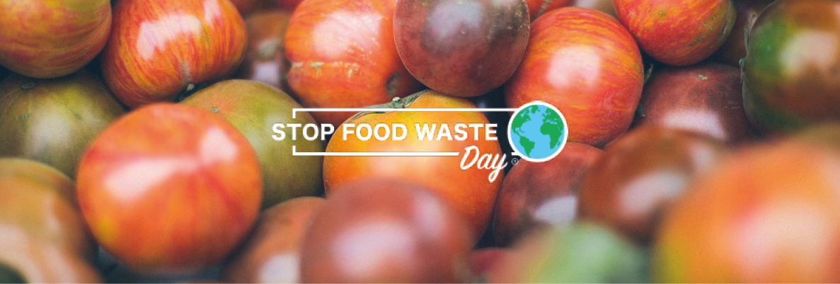 Celebrating Stop Food Waste Day with Compass Group