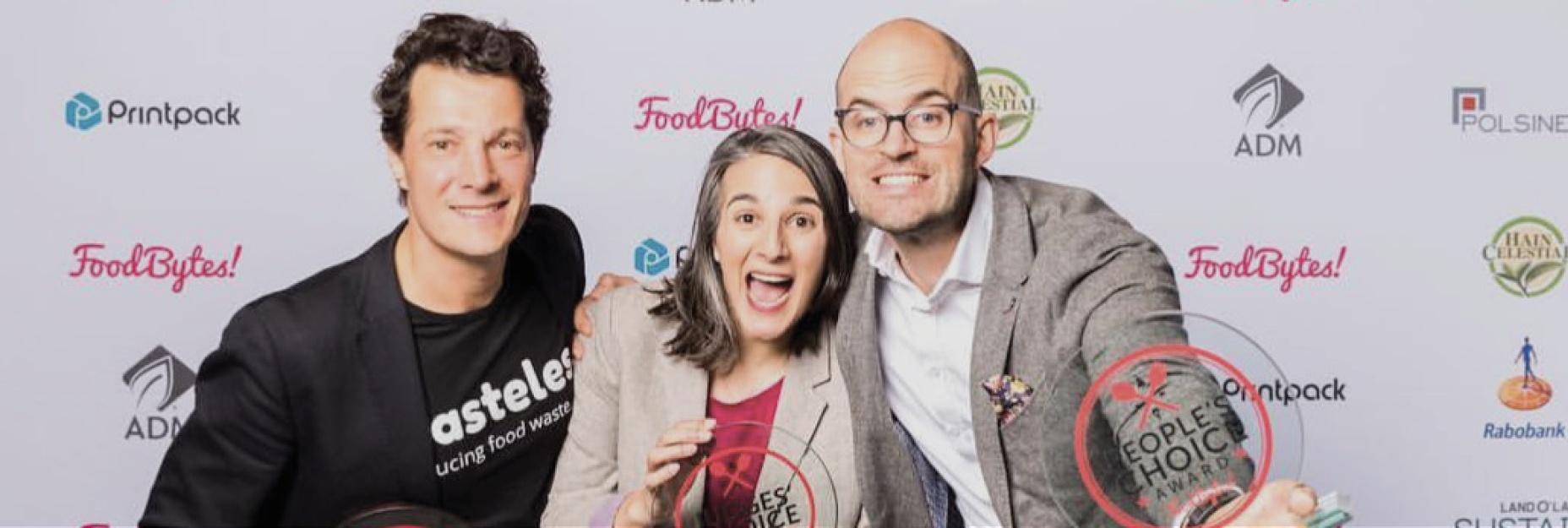 Winnow Wins People's Choice Award at Foodbytes NYC