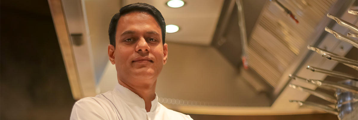 Winnow Chef's Table: Q&A with Vijay Anand from Armani Hotel Dubai