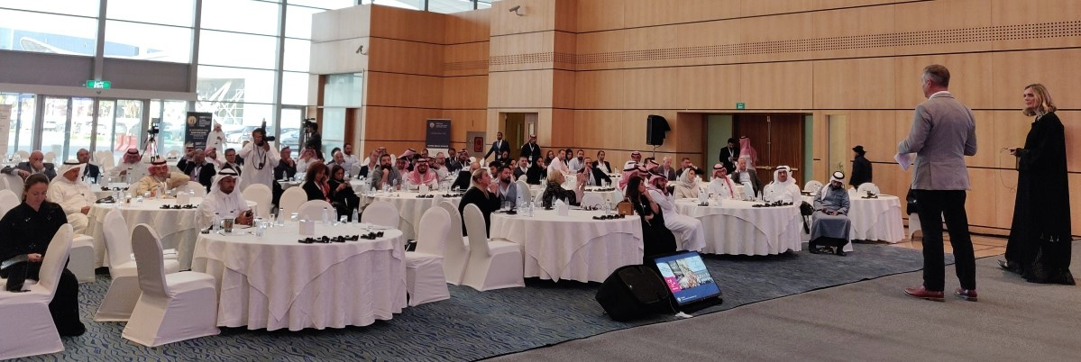 GRIF addresses global trends and the issue of food waste in Saudi Arabia